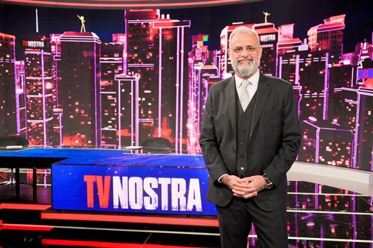 TV Nostra: cómo le fue a Rial durante el primer mes de su nuevo programa