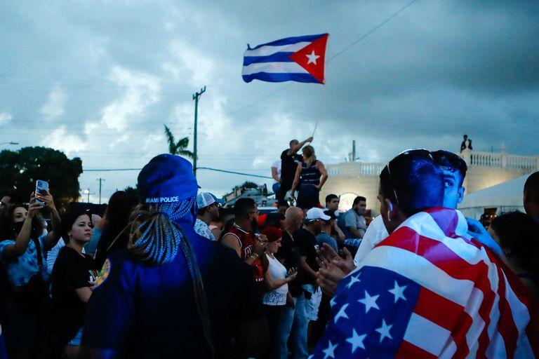 Ola de protestas en Cuba