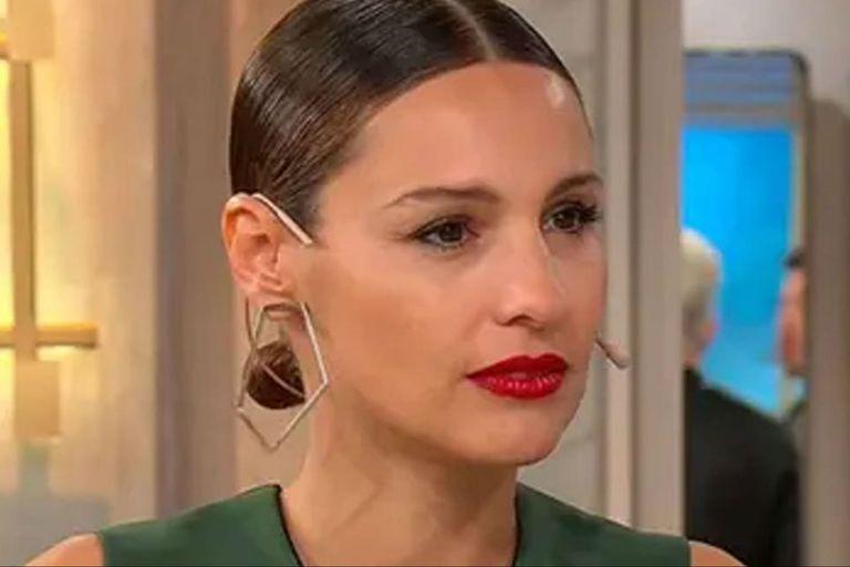 La modelo y conductora se refirió en su porgrama a su disputa con Mariana Brey
