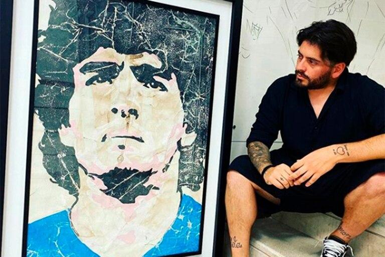 Diego Maradona Junior espera explicaciones sobre la muerte de su padre
