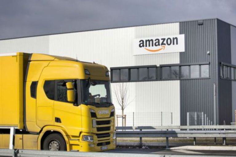 Amazon emplea a cerca de 350.000 personas en Estados Unidos