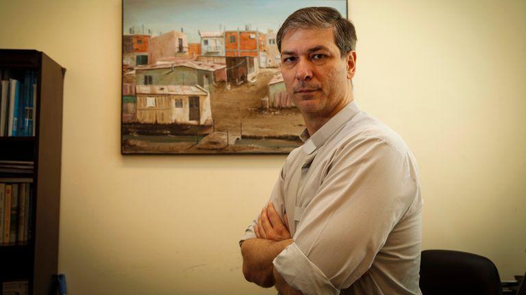 """Zarazaga: """"La clave para resolver el déficit de infraestructura es construir experiencia en la ayuda a hogares necesitados"""