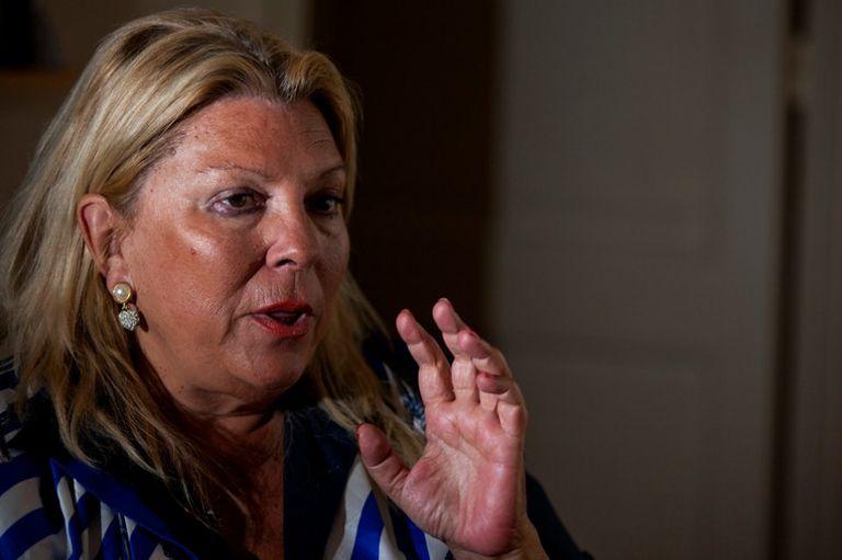 Elisa Carrió se refirió a la detención de Milagro Sala en Jujuy