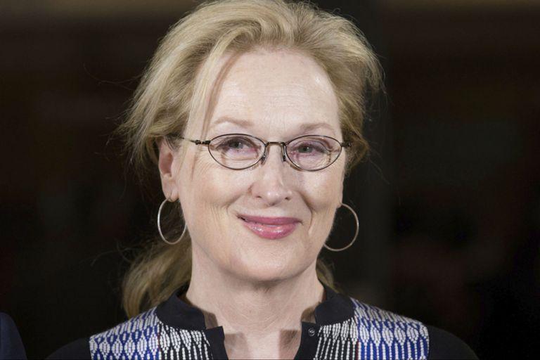 Papelón con su vestido: Meryl Streep recordó su accidentada graduación