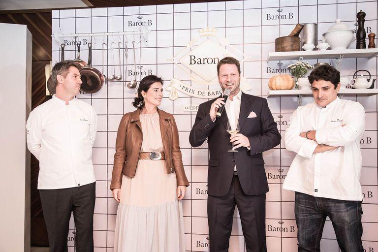 Un concurso para cocineros de todo el país que presenten un proyecto integral de gastronomía, con un jurado de notables y un premio altamente tentador