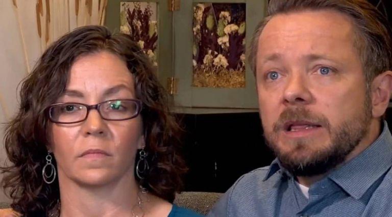 Donna y Vanner Johnson se hicieron una prueba de ADN por diversión y los resultados fueron impactantes