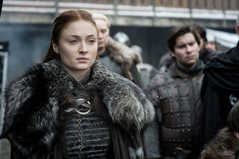 Sansa, la chica que nació para ser reina