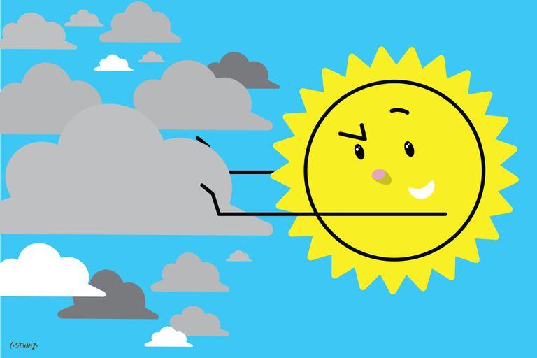 El sol vuelve por su cielo
