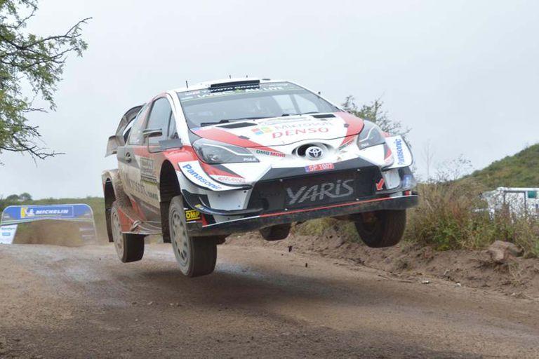 Con el Shakedown, en Córdoba comenzó a acelerar el Rally Mundial
