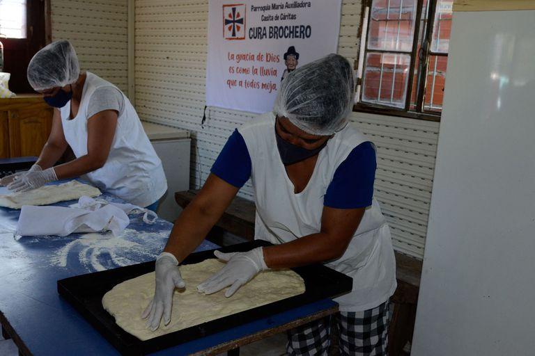 Son 36.000 los voluntarios de Cáritas que hoy están trabajando en el territorio