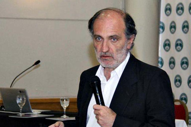 Eduardo Hecker, presidente del Banco de la Nación Argentina