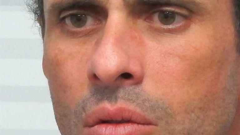 Henrique Capriles considera a Nicolás Maduro un error en la historia de Venezuela