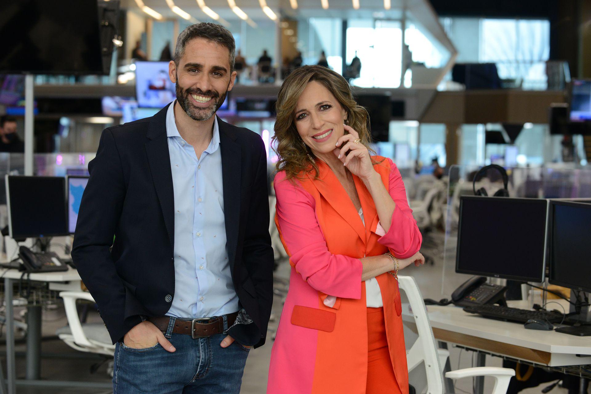 Pollo Álvarez y Sandra Borghi vuelven a ponerse del frente de Nosotros a la mañana