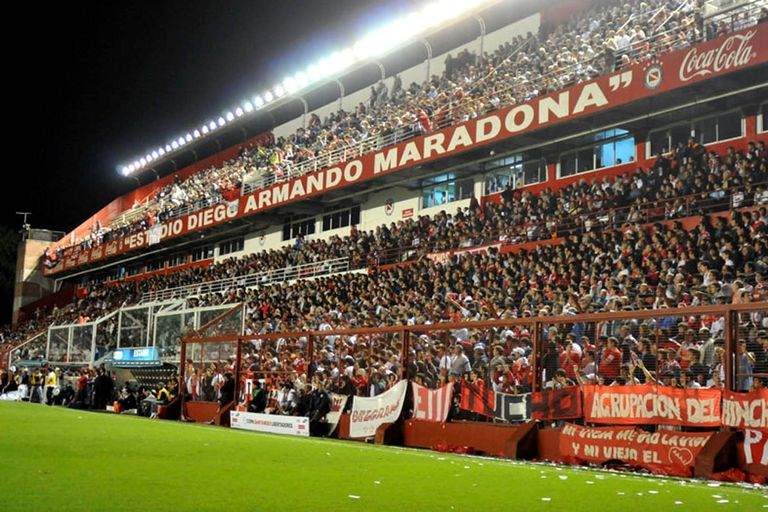 Argentinos modifica el nombre del estadio Diego Maradona para sumar un sponsor
