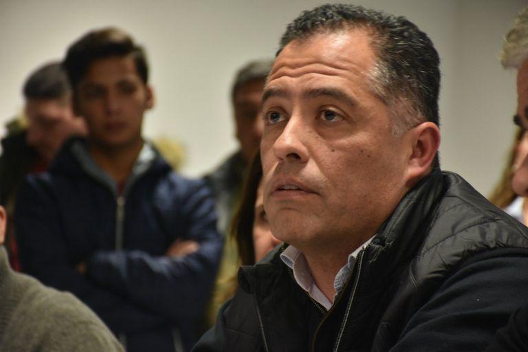 """""""Quiero pedir respeto para mi familia en este momento tan difícil"""", pidió Eugenio Quiroga tras dar a conocer su pedido de licencia"""