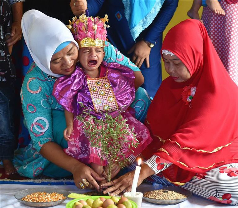 En Gorontalo, las mutilaciones afectan al 80% de las chicas de menos de 11 años