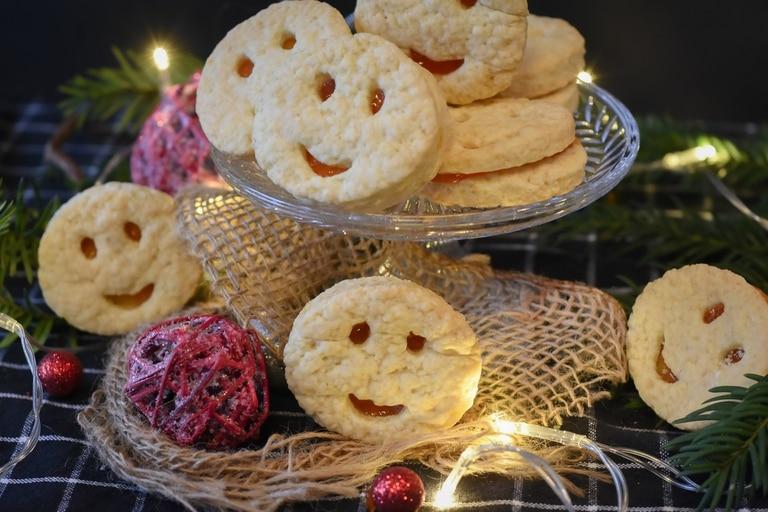 Galletitas sonrisas caseras muy fáciles