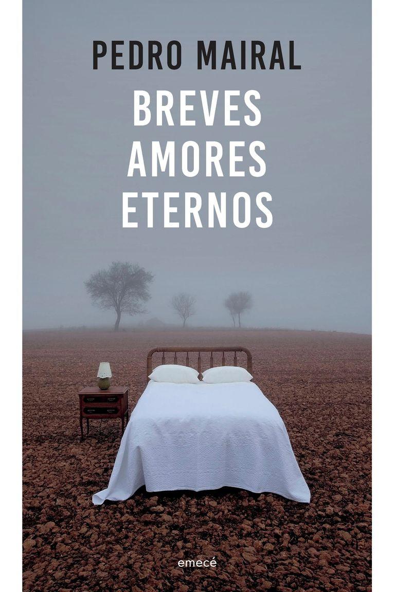"Portada de ""Breves amores eternos"", que reúne cuentos de Pedro Mairal"