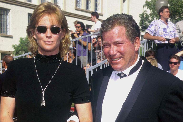 El amor de William Shatner que terminó en tragedia