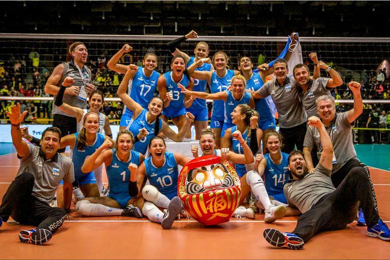 Las Panteras: se conocen las 12 jugadoras de la selección de voleibol que estarán en Tokio 2020