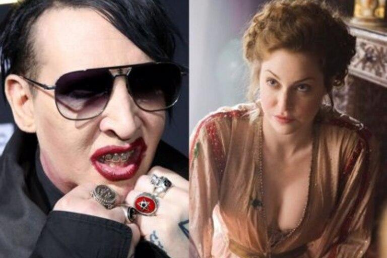 Esmé Bianco acusó a Marilyn Manson de abuso sexual