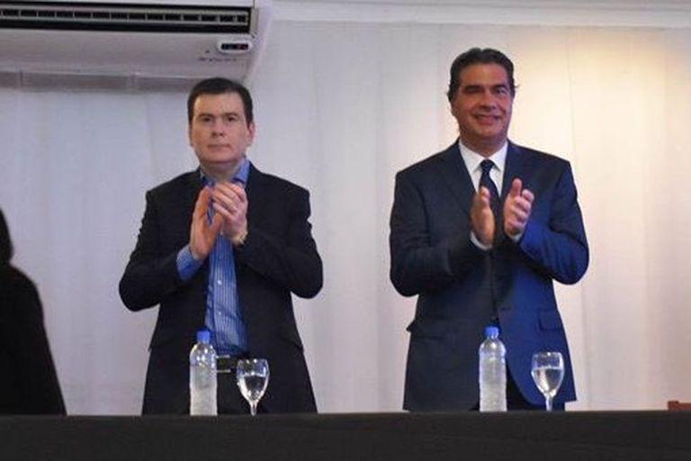 Gerardo Zamora y Jorge Capitanich, los dos gobernadores en ejercicio con sobreseimiento confirmado