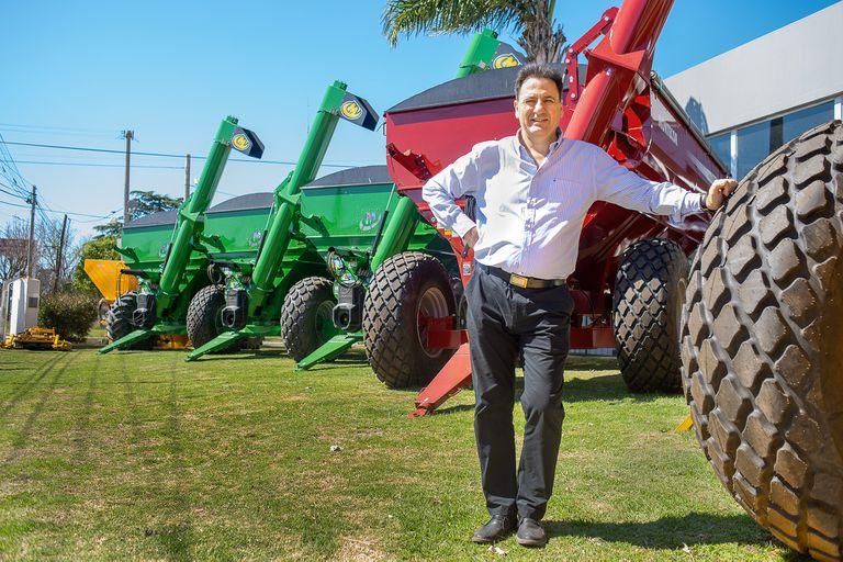 El nuevo presidente de Cafma espera potenciar el sector