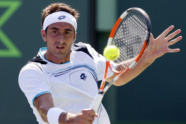 Los italianos Starace y Bracciali, expulsados del tenis por arreglar partidos
