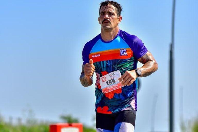 Aislado: la historia del atleta que corrió 21 km en su departamento de Belgrano