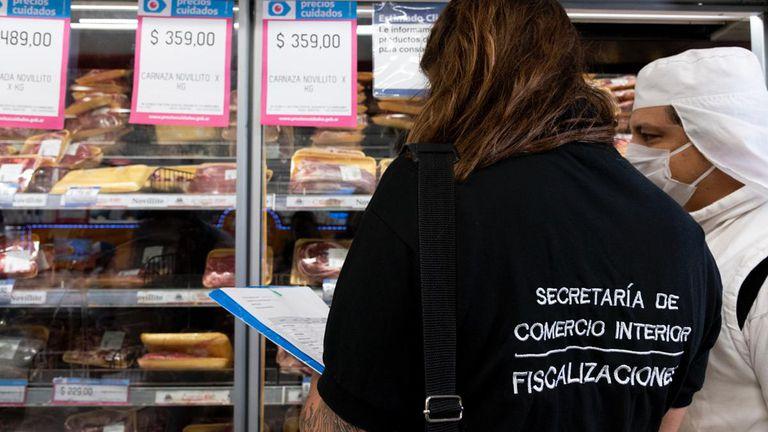 Ley de góndolas: el Gobierno definió cómo controlará a los supermercados