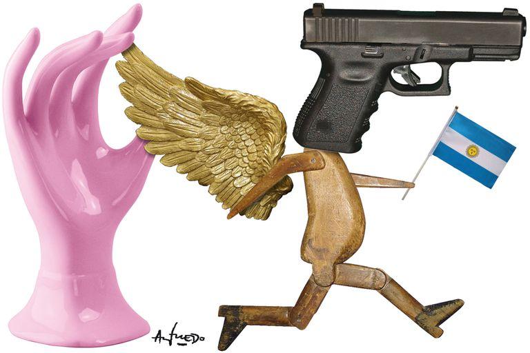 Reivindicar la violencia política amenaza la convivencia democrática