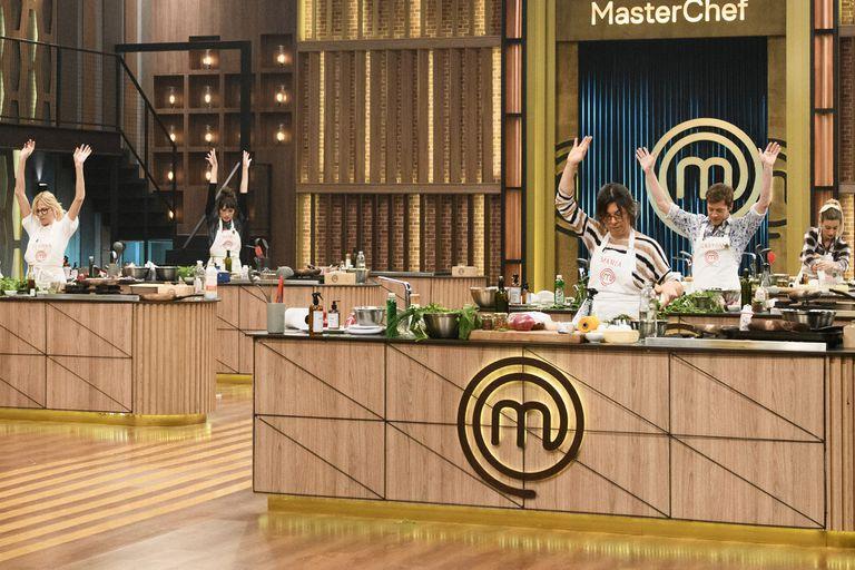 MasterChef Celebrity: dos participantes pelearon por el liderazgo del grupo