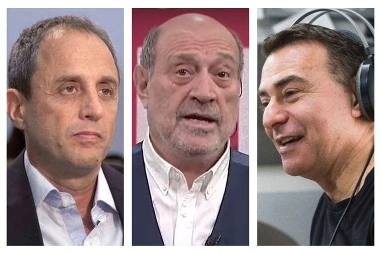 La respuesta irónica de Alfredo Leuco a las críticas de Ernesto Tenembaum y Reynaldo Sietecase