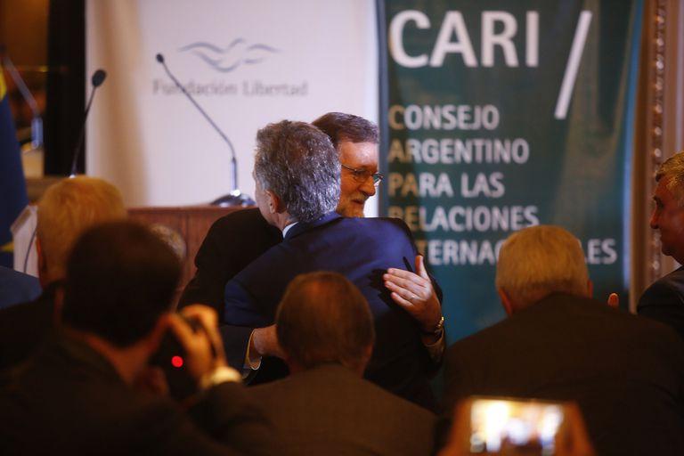 Rajoy reiteró sus elogios a Macri y celebró el impulso que le dieron ambos al acuerdo Mercosur-Unión Europea