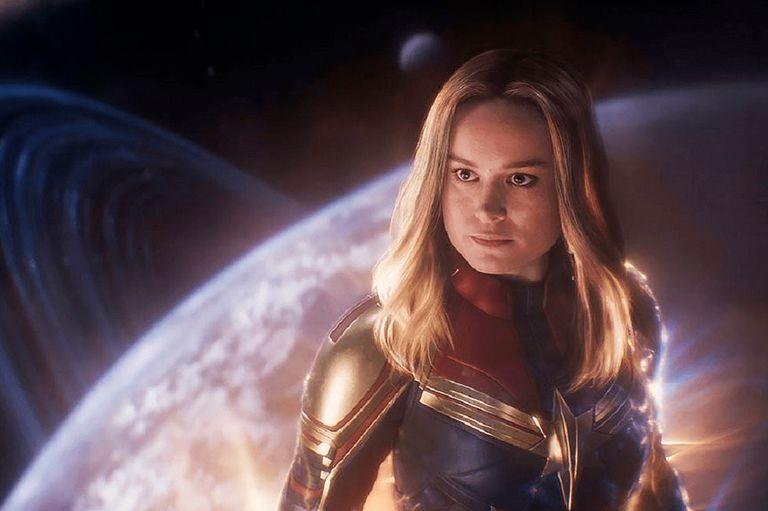 Brie Larson vuelve como Capitana Marvel en 2022