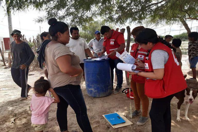Unidos por Argentina: cómo distribuirá la Cruz Roja el dinero recaudado