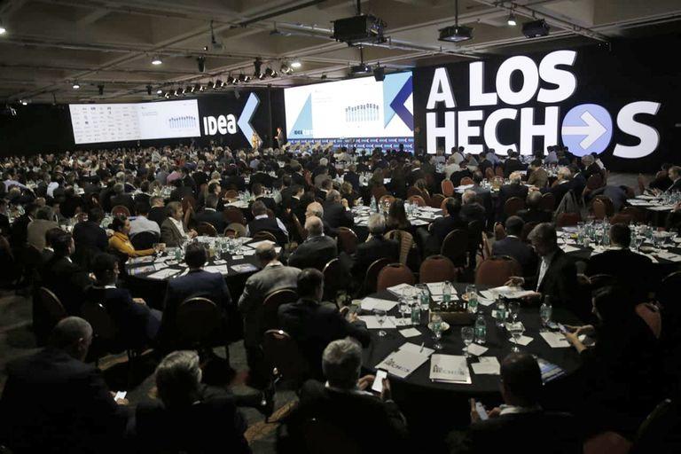 El Sheraton de Mar del Plata es una de las principales sedes locales para congresos y convenciones, como el Coloquio de IDEA, que cada año se realizaba allí antes de la pandemia