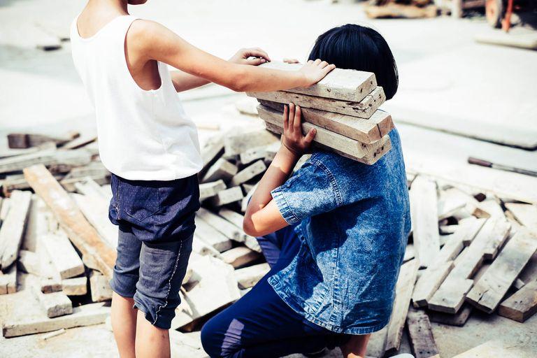 Según las últimas cifras oficiales, son 763.544 los niños y niñas de 5 a 15 años que realizan actividades productivas, con mayor incidencia en las áreas rurales