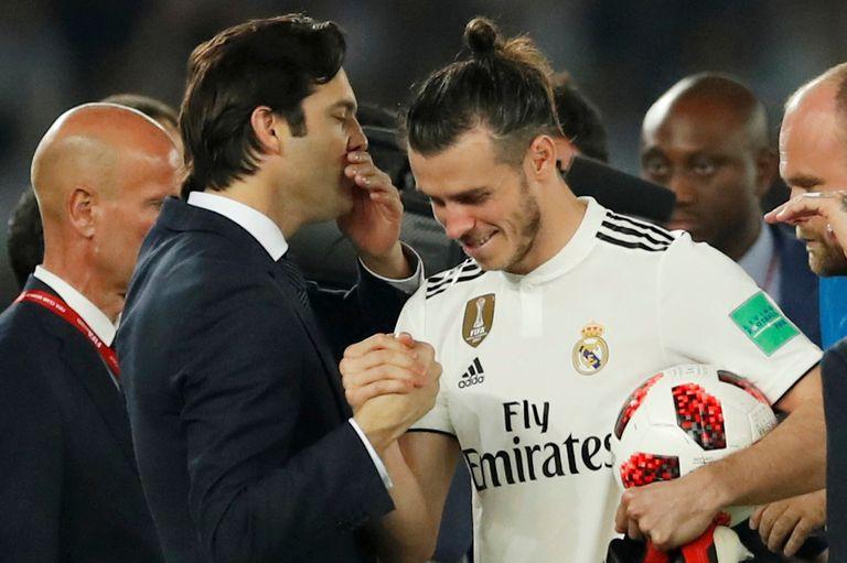 Mundial de Clubes: Real Madrid disfruta la reconciliación entre Solari y Bale