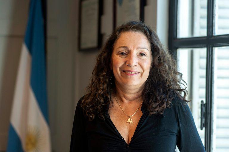 Cristina Caamaño declaró hoy en indagatoria por videoconferencia