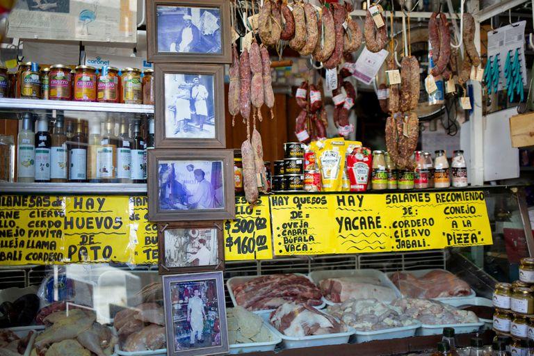 Granja Converso es un local especializado desde hace 25 años en carnes no convencionales