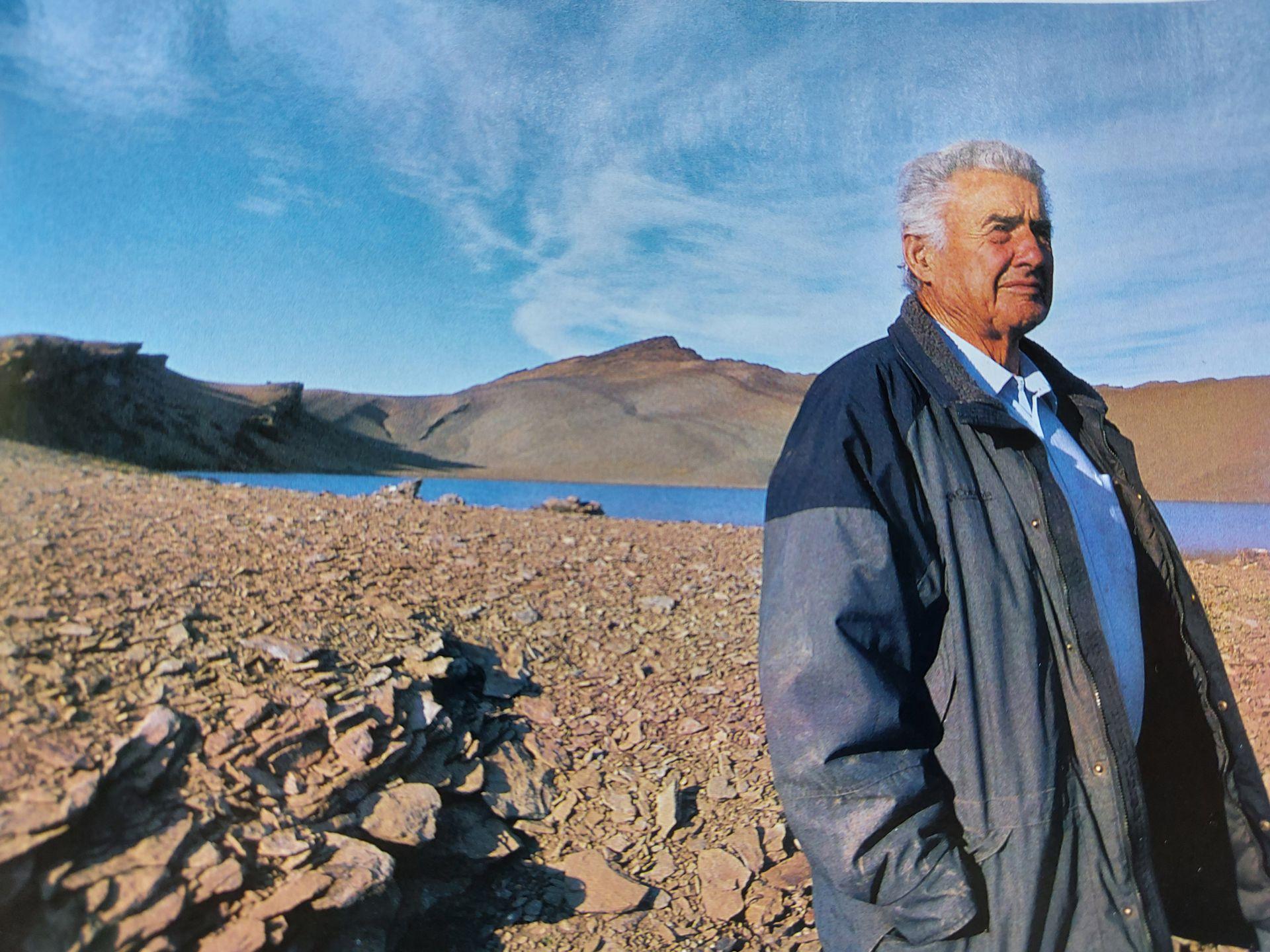 """Manuel """"Pocholo"""" Lada, condujo El Cordillerano y compró la estancia La Oriental. Falleció en 2011."""