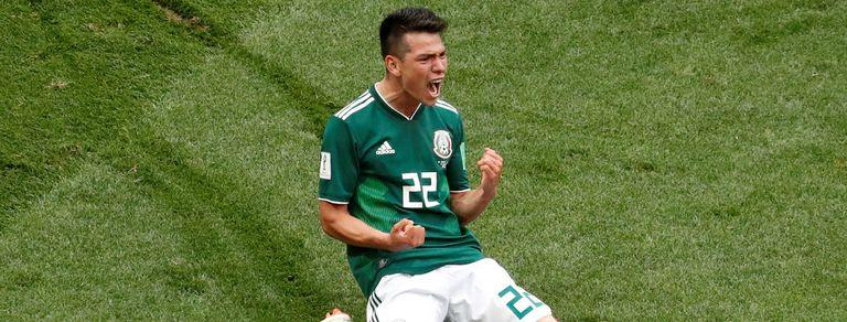 Mundial Rusia 2018: México sorprendió y le ganó a Alemania en el debut