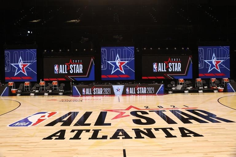 Atlanta alberga un fin de semana de las estrellas distinto en la NBA: sin público y en una sola jornada.