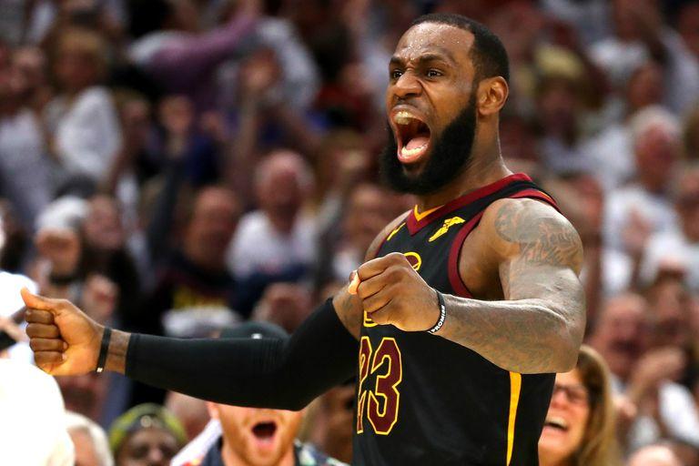 La final del Este: LeBron James hizo 46 puntos y forzó un séptimo partido