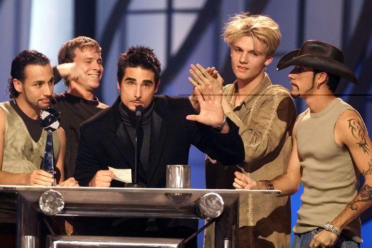 Backstreets Boys, la banda que hizo ganar millones de dólares a Pearlman pero no a sus propios integrantes