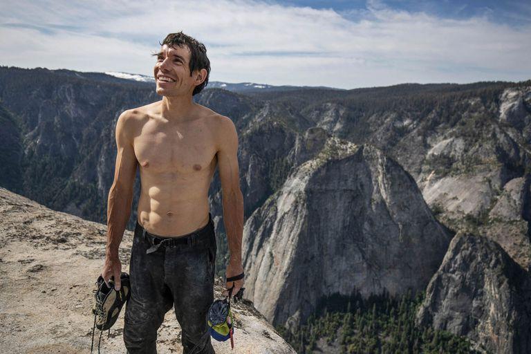 Alex Honnold, el escalador que nunca en su vida sintió miedo