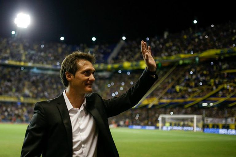 Guillermo cumplió 100 partidos oficiales como DT de Boca