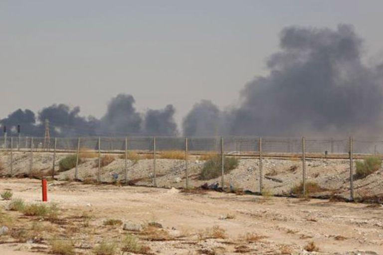 La planta de la estatal Aramco en Abqaiq fue una de las principales afectadas por los ataques en septiembre pasado