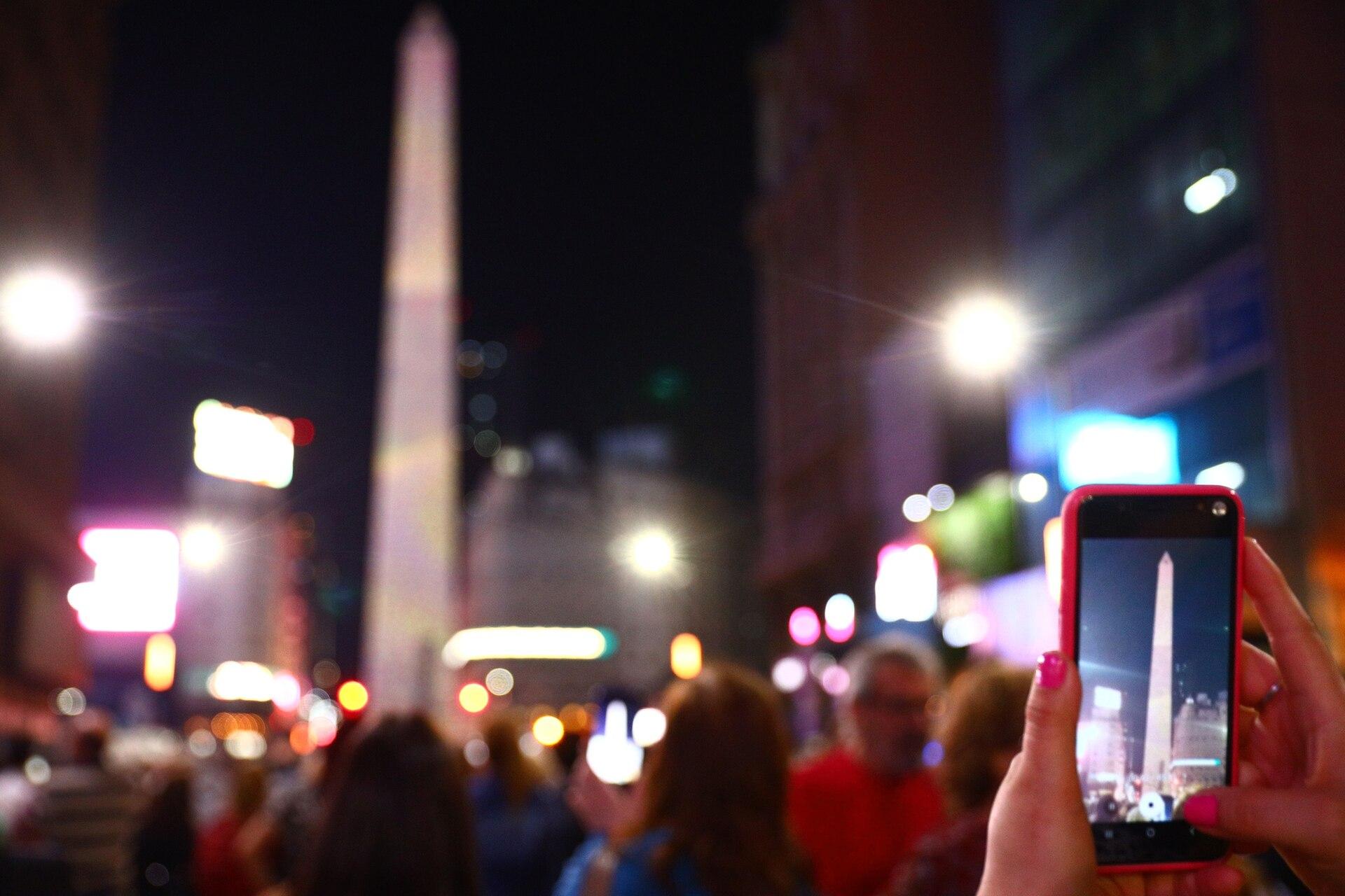 Fotos para el recuerdo en la Noche de los Museos